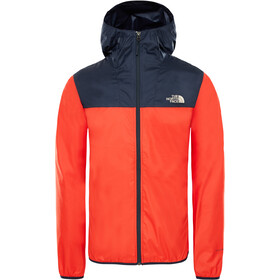 The North Face Cyclone 2.0 Hoodie Jacket Herr fiery red/urban navy